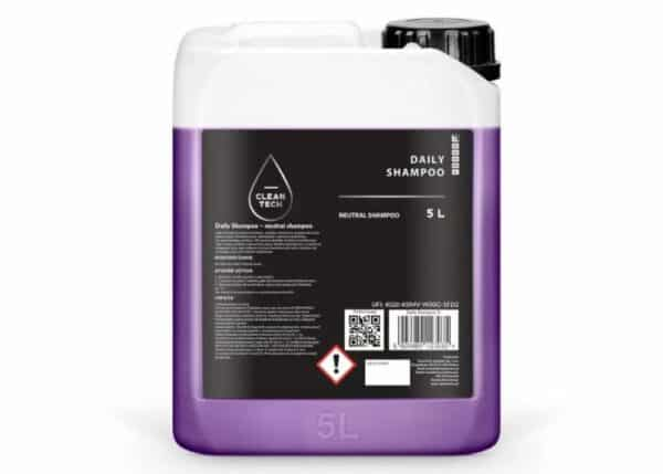 Cleantech Daily Shampoo 5L