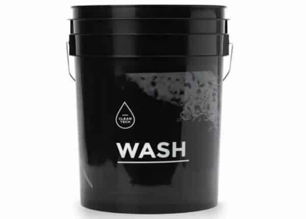 CleanTech Wiadro WASH 20L czarne