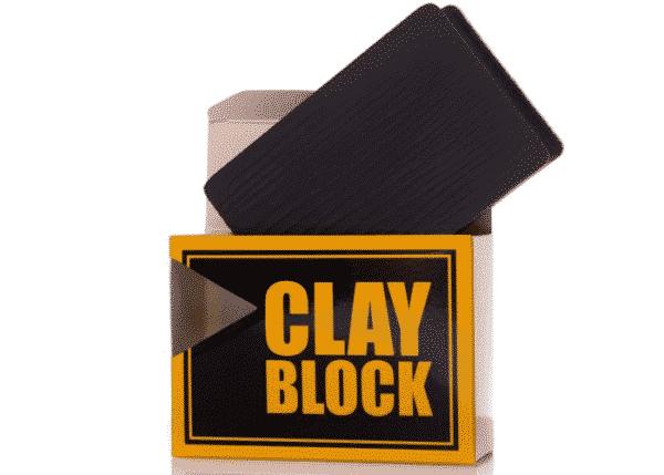 Work-Stuff-Clay-Block---średniej-wielkości-blok-do-glinkowania-z-warstwą-polimeru,-wielorazowego-użytku