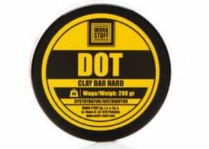 Work-Stuff-Dot-Clay-Bar-Hard-200g---twarda-glinka,-świetnie-usuwa-zanieczyszczenia