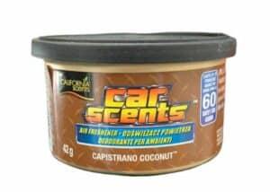California-Scents-Capistrano-Cononut---kokos,-zapach-w-puszce,-trwałość-do-60-dni