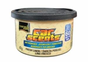 California-Scents-Fresh-Linen---świeże-pranie,-zapach-w-puszce,-trwałość-do-60-dni