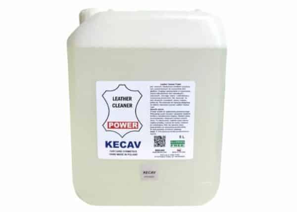 KECAV-Leather-Cleaner-Power-5L---profesjonalny-środek-do-czyszczenia-skóry-na-trudne-zabrudzenia