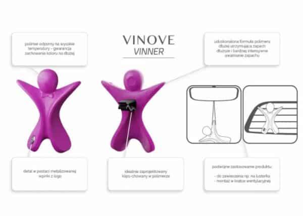 VINOVE-Vinner-MONZA---ludzik-zapachowy,-zawieszka-lub-na-kratkę,-damska-nuta